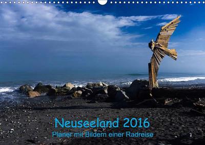 Neuseeland Kalender mit Planer