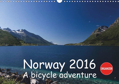 Norway Calendar with planner