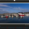 Bodø Hafen - Januar Vorschau