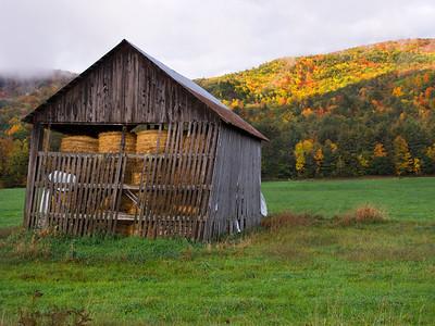 Hay Barn, Starksboro, Vermont