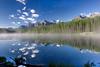 Herbert Lake, Banff Canadian National Park, Alberta, Canada