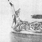 Mercury Boy accessory cap - detail