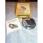 Kingsley-Miller after-market radiator cap - box, cap and instructions