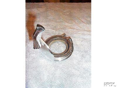 Kingsley-Miller after-market radiator cap