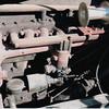 29-50 Pre-Restoration:  Engine before tear down