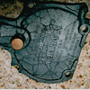 29-50 Pre-Renovation:  Marvel Carburetor Potmetal Cover Cracked