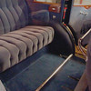 29-50 During Restoration: Interior Potmetal foot rest, window handles and robe rail replaced with stainless