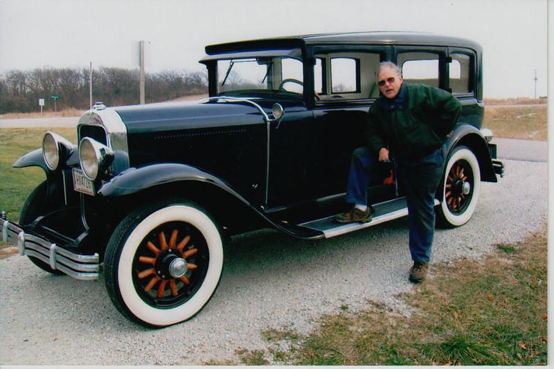 29-50 Pre-Restoration:  Delivered to Tony Bult, November 16, 2010 for restoration