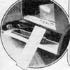 British Model 20 with a running-board tool locker - close-up