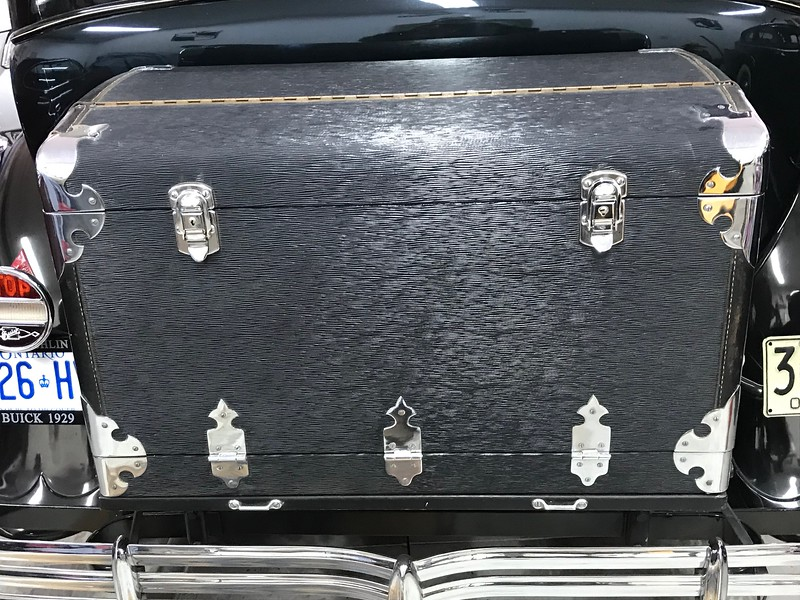 Trunk - Made by the late Peter Douma for a 29-41.