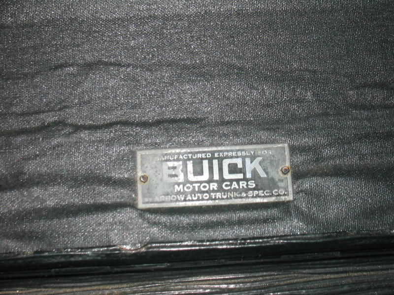 Trunk on 29-44 ID (Arrow Auto Trunk)