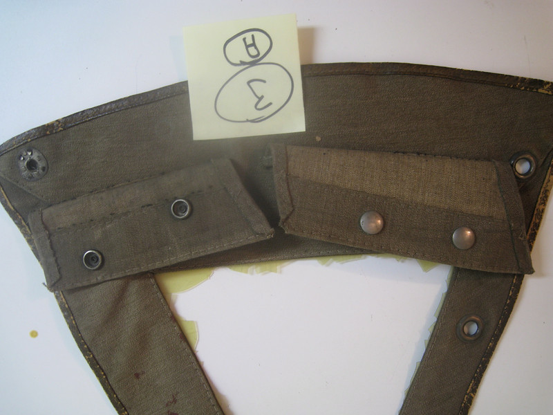 29-44 - Side Curtains:  left side rear, from outside, top (w/flaps folded down)