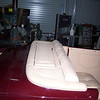 29-44X - Restoration Upholstery - Behind seat compartment