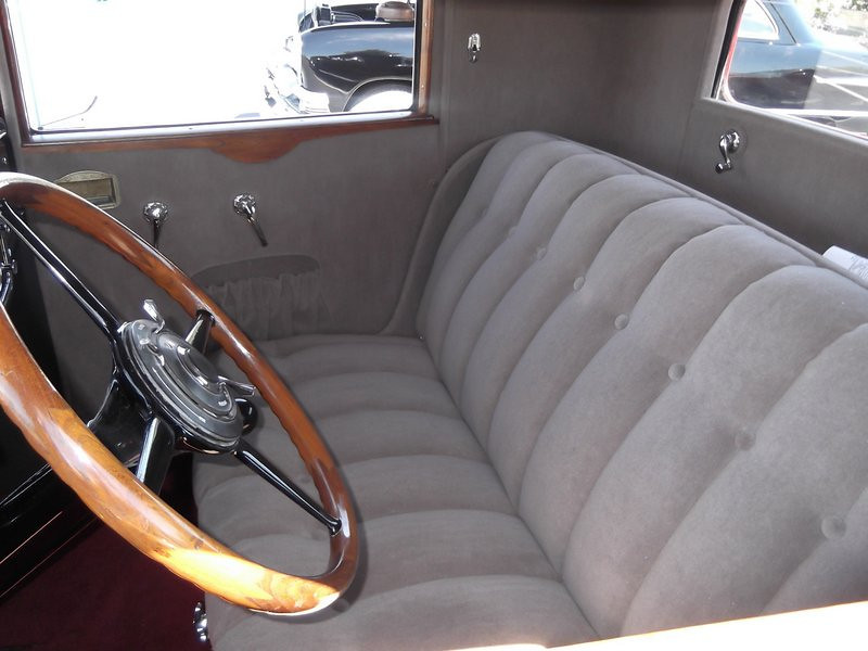 29-26S - owned by Gary Hertzler (Restored.  Note: buttons on the seats are not stock on the 26S)