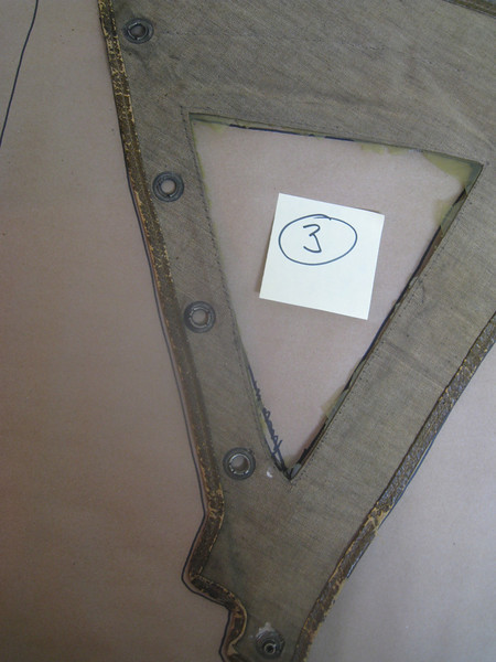 29-44 - Side Curtains:  left side rear, from inside (left side)