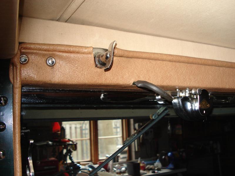 29-54CC - McLaughlin Buick Wiper Motor