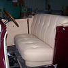 29-44X - Restoration Upholstery - Front seat