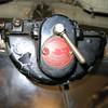 Open car (25) windshield wiper motor on low mileage Finnish 29 Buick