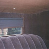Rear blind / window shade