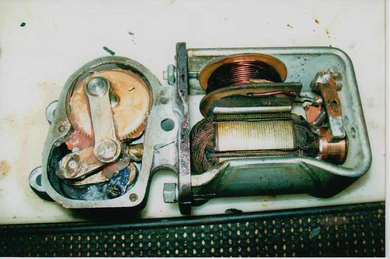 29-50 Wiper Motor after restoration