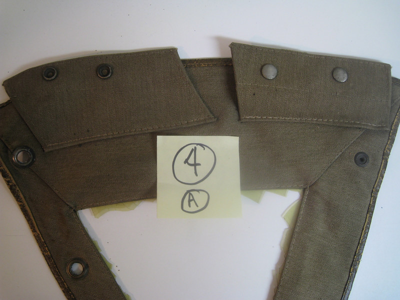 29-44 - Side Curtains:  right side rear, from outside (top) w/flaps folded-up