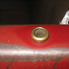 Roadster (44) - Dawson Plug - opening in door where side curtain support rod goes