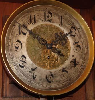 Dial 513 before restoration