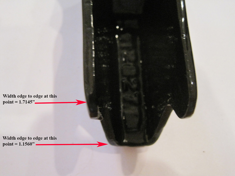 1930 Sidemount Tire hold-down / lock (similar to 1929)