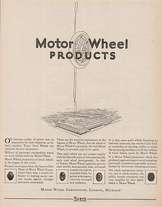Tuarc Wheels - made disc wheels for Buick