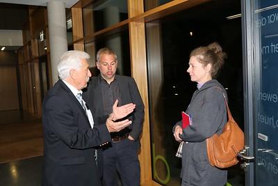 Informatiounsversammlung Mobilitéitskonzept Minister F. Bausch
