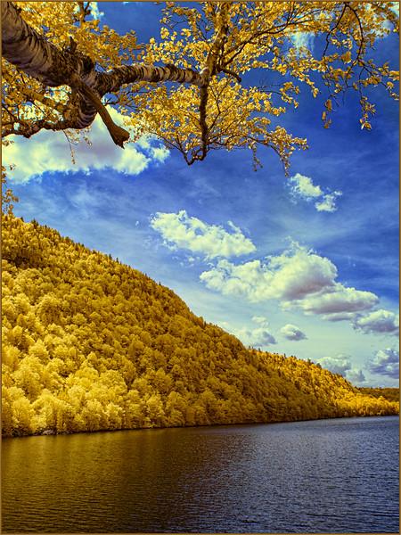 Upper Cascade Lake North Elba NY