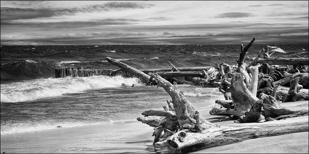 Ravaged by Lake Superior