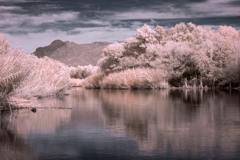 Verde River Faux Color IR