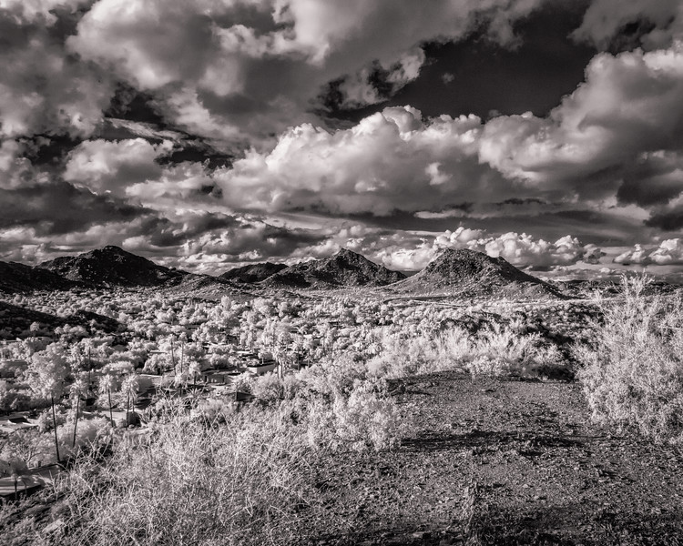 North Phoenix IR