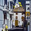 07/04/2014 – 12:42 (INFRARED) Antico Monastero delle Clarisse di via Entella, Chiavari. Riviera Ligure di Levante Genoa Italy