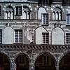 """07/04/2014 – 12:56 """"Palazzo dei portici neri"""", Piazza Fenice, Chiavari. Riviera Ligure di Levante, Genoa Italy"""