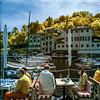 08/05/2014 – 14:29 (INFRARED) Portofino, Golfo del Tigullio. Riviera Ligure di Levante, Genoa Italy