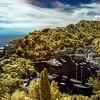 08/05/2014 – 15:32 (Infrared Photography) Portofino, Golfo del Tigullio. Riviera Ligure di Levante, Genoa Italy