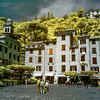 08/05/2014 – 14:16 (INFRARED) Portofino, Golfo del Tigullio. Riviera Ligure di Levante, Genoa Italy