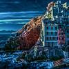 Riomaggiore, Cinque Terre (Infrared)
