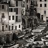 Riomaggiore, Cinque Terre (Infrared) 02