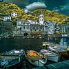 24/06/2014 – 18:45 (Infrared Photography) Vernazza, Le Cinque Terre, Riviera Ligure di Levante, La Spezia Italy