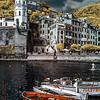 24/06/2014 – 18:41 (Infrared Photography) Vernazza, Le Cinque Terre, Riviera Ligure di Levante, La Spezia Italy