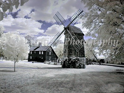 Windmill, Infrared #01