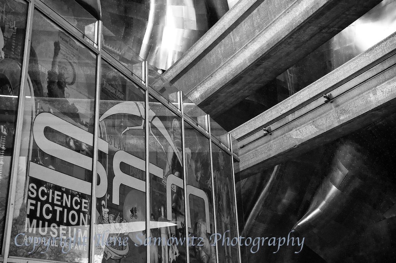 Science Fiction Museum, Seattle, Washington
