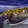 20/04/2014 – 11:46 (INFRARED) Baia di Levante, SestrLevante. Riviera Ligure di Levante, Genoa Italy