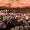 28/02/2014 10:31 (INFRARED) Baia di Ponente e Penisola di Sestri Levante, Golfo del Tigullio, Riviera di Levante, Genoa Italy