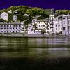 09/03/2014 10:35 (INFRARED) Baia di Levante, Sestri Levante, Riviera Ligure di Levante, Genoa Italy