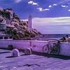05/03/2014 13:53 (INFRARED) Baia di Levante, Sestri Levante. Riviera Ligure di Levante, Genoa Italy