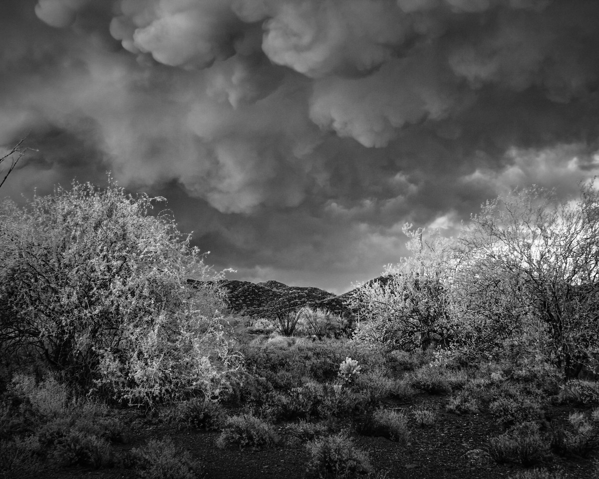 Mamatus Clouds-Cave Creek Recreation Area